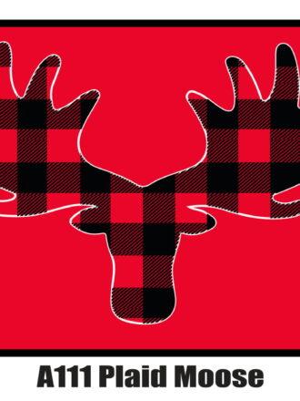A111 Plaid Moose-1